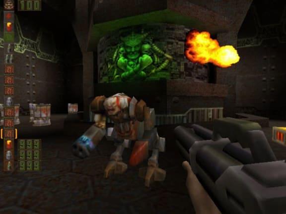 Quake 2 skänks bort gratis nu, följs av Quake 3 nästa vecka