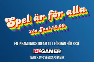 Bild för Spel Är För Alla.