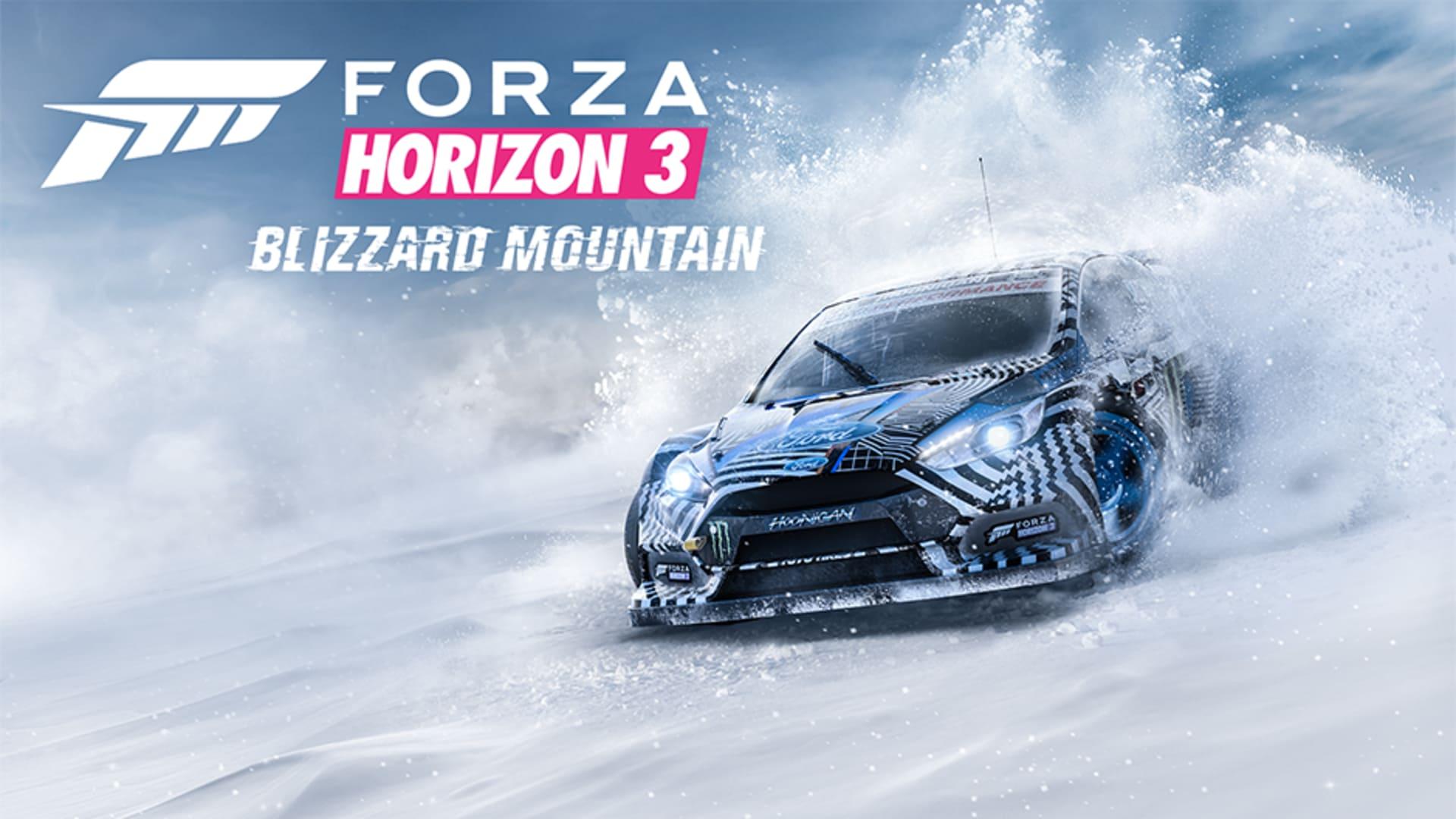Här är lanseringstrailern för den första Forza-expansionen