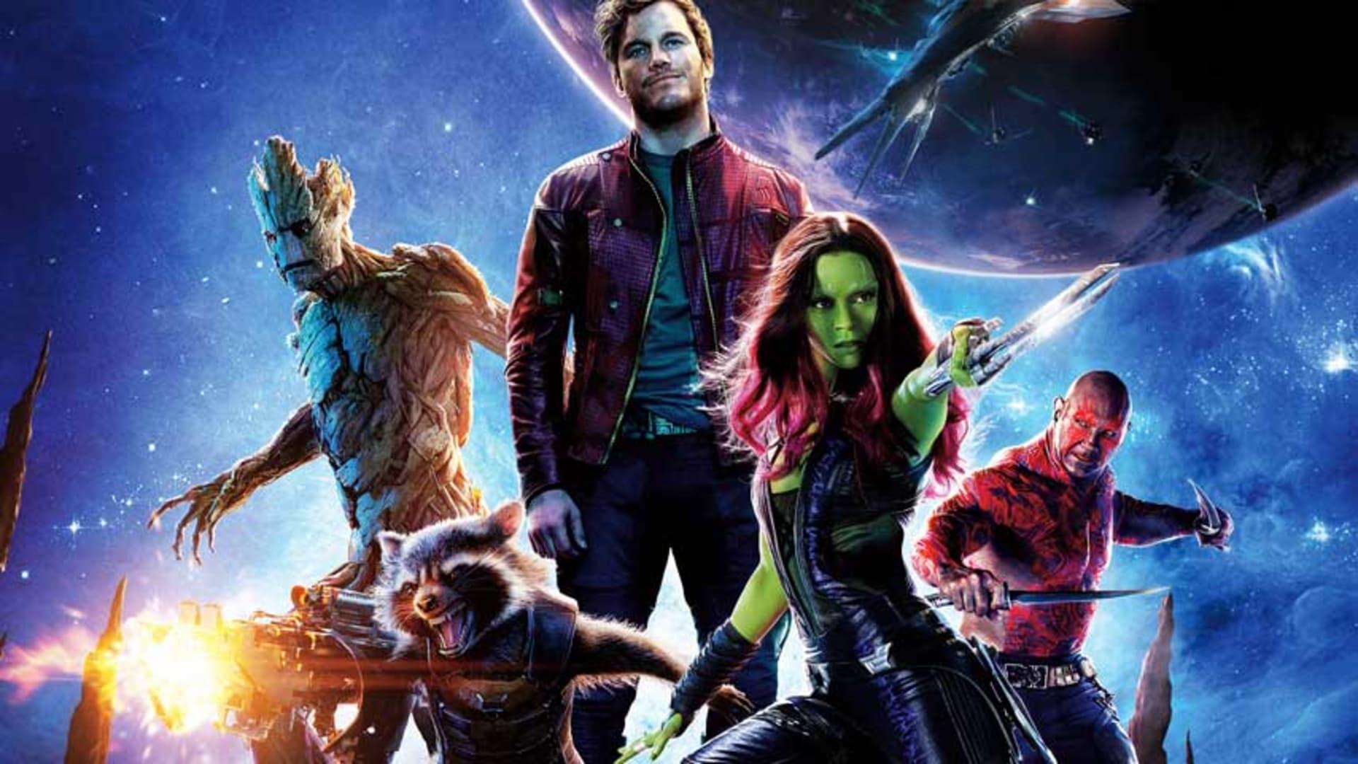 Här är synopsisen för Guardians of the Galaxy