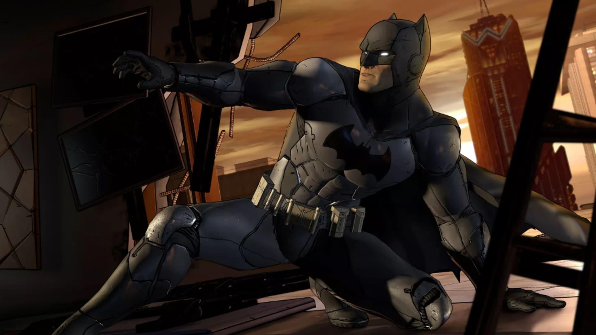 Telltales Batman avslutas nästa vecka