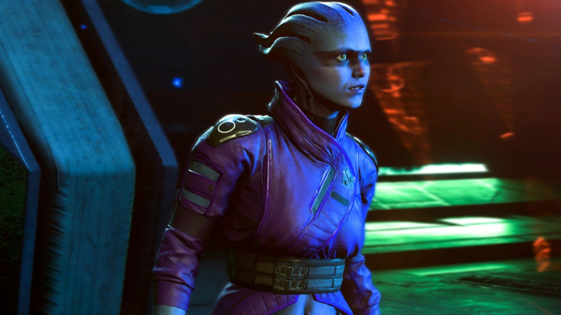 Ny gameplay-trailer från Mass Effect: Andromeda