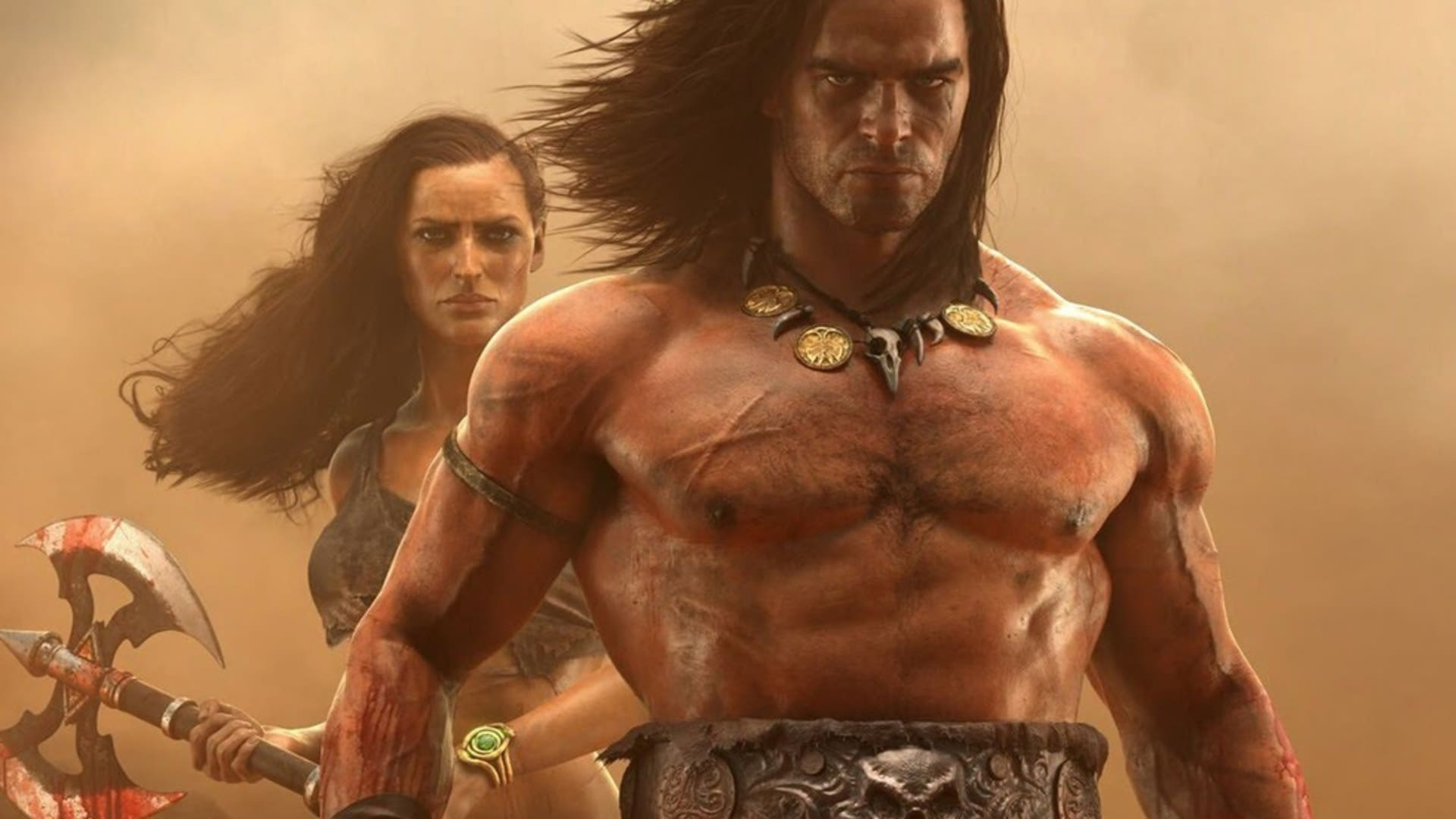 Conan Exiles i early access idag