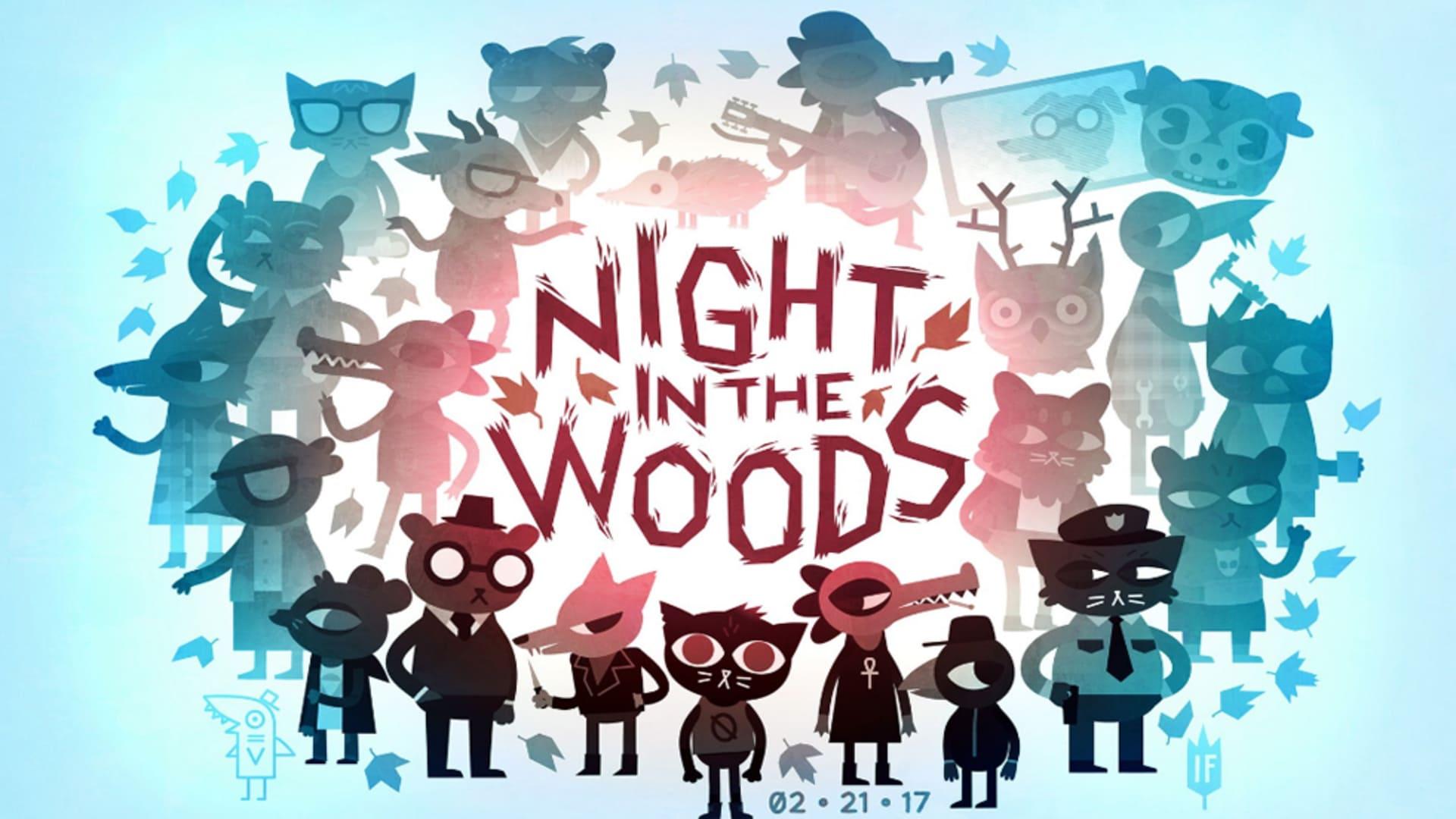De första 23 minuterna av Night In The Woods