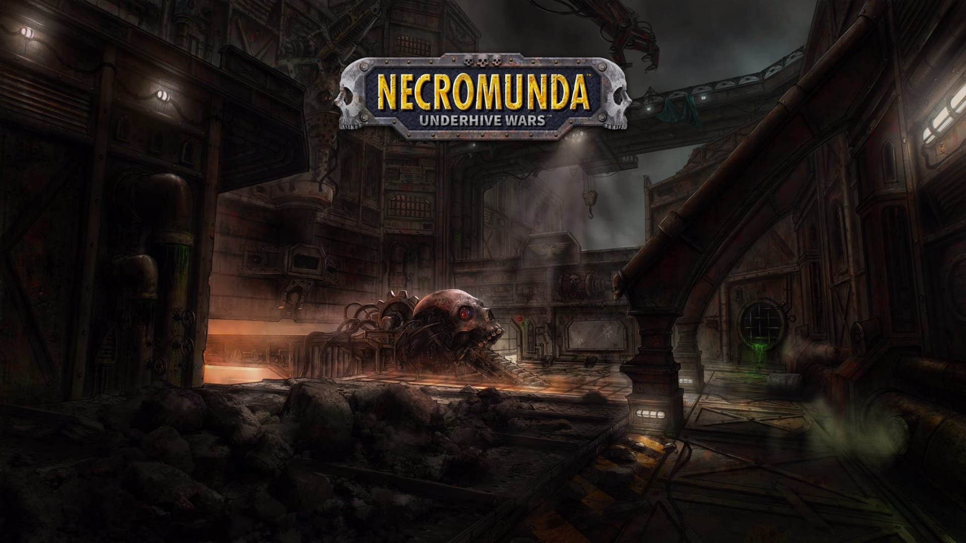 Games Workshop-skapelsen Necromunda blir datorspel