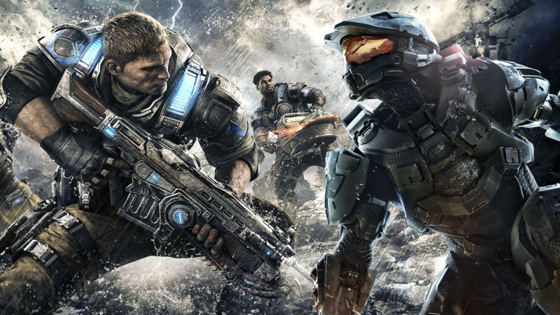 Varken Halo eller Gears of War i år, hälsar Microsoft
