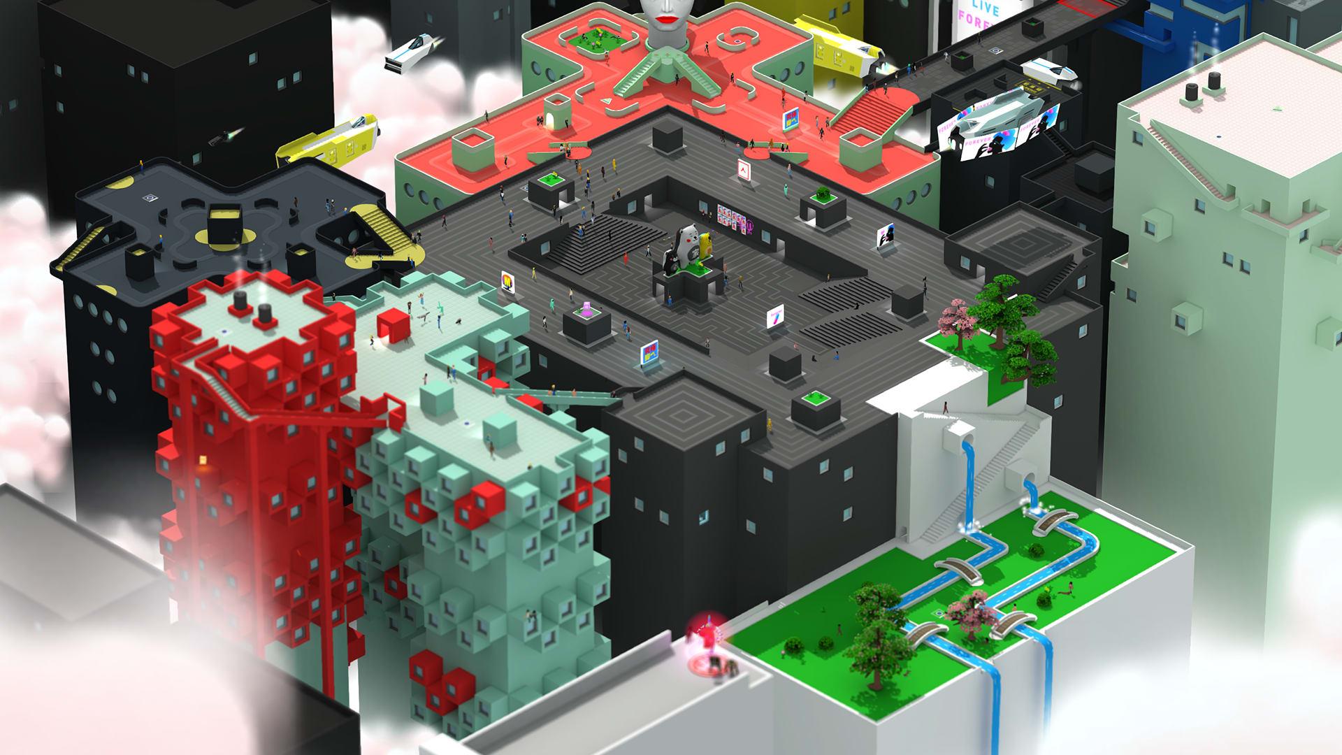 Spana in mer från läcka actionspelet Tokyo 42