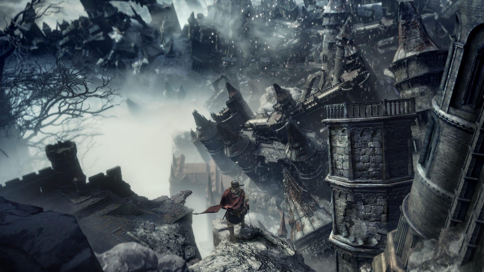 Datum, trailer och skärmdumpar för den nya Dark Souls III-expansionen