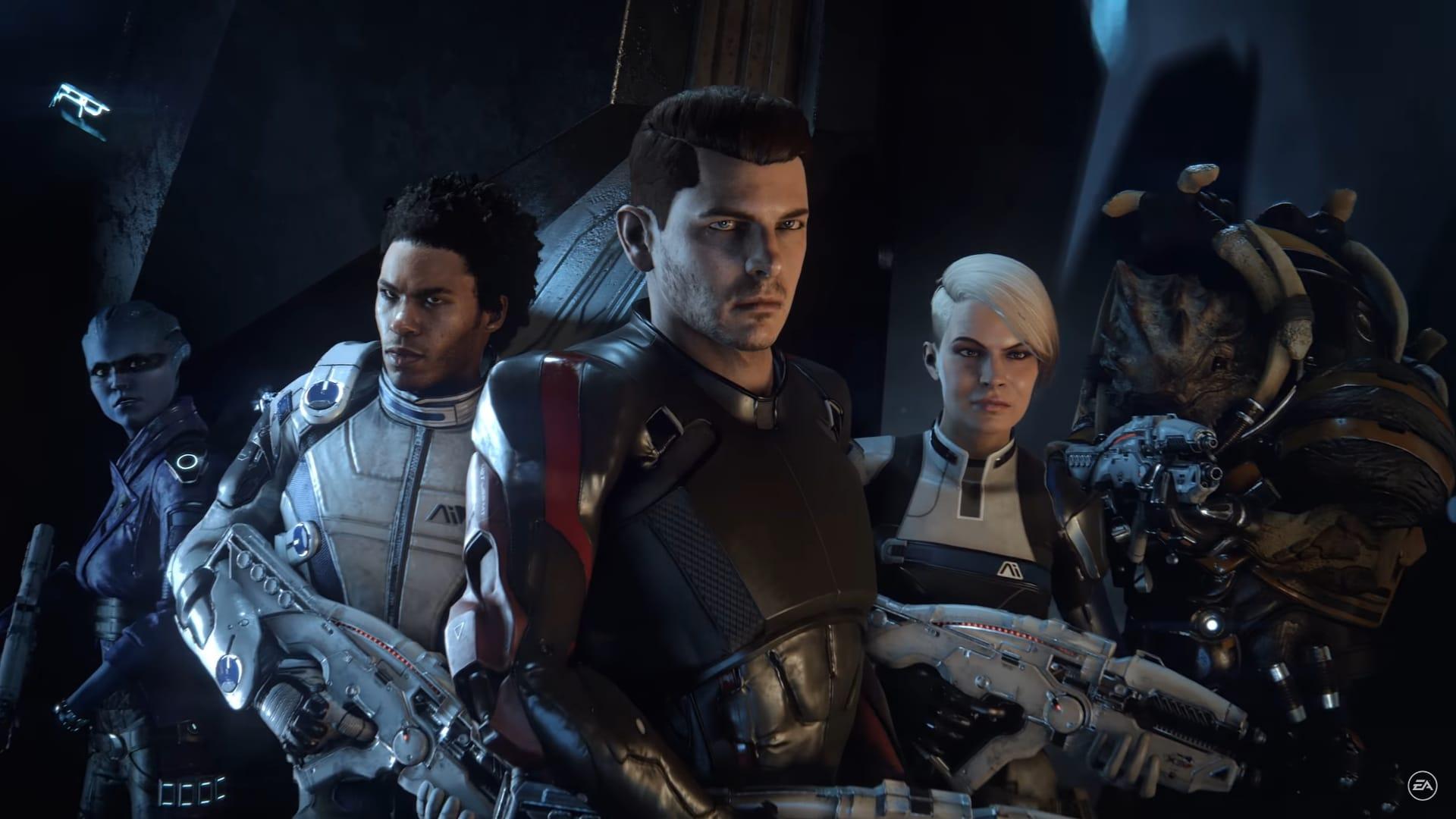 Kolla in den nya Mass Effect-trailern!
