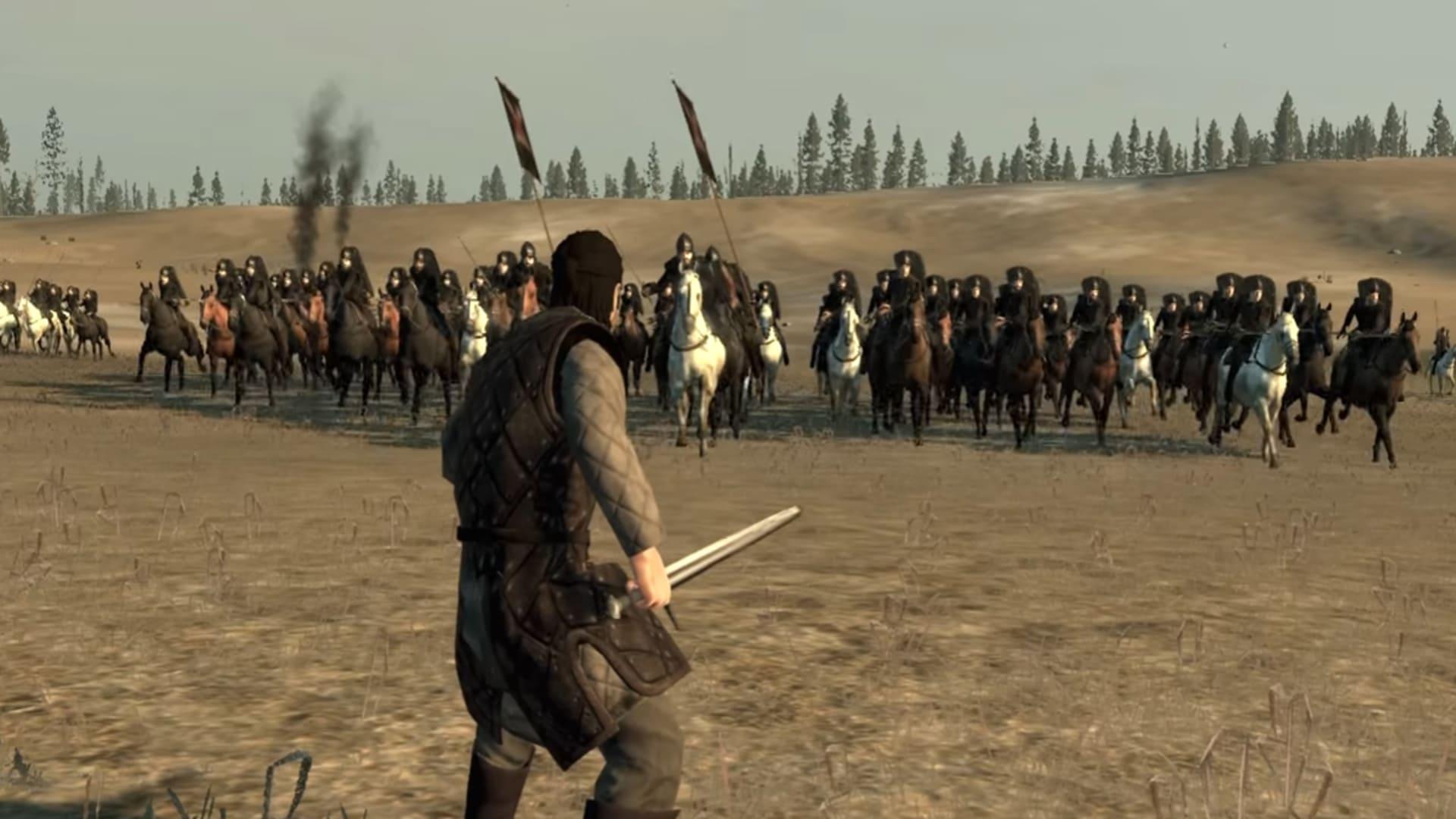 Total War-modd återskapar Battle of the Bastards