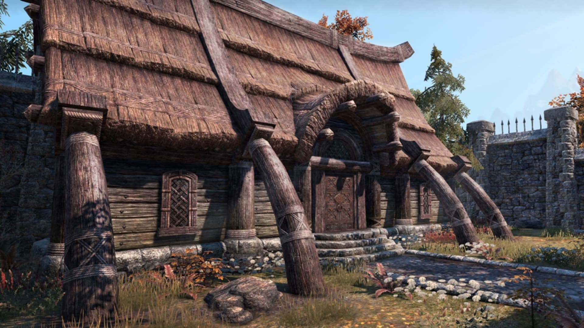 Nu kan du bygga bo i The Elder Scrolls Online