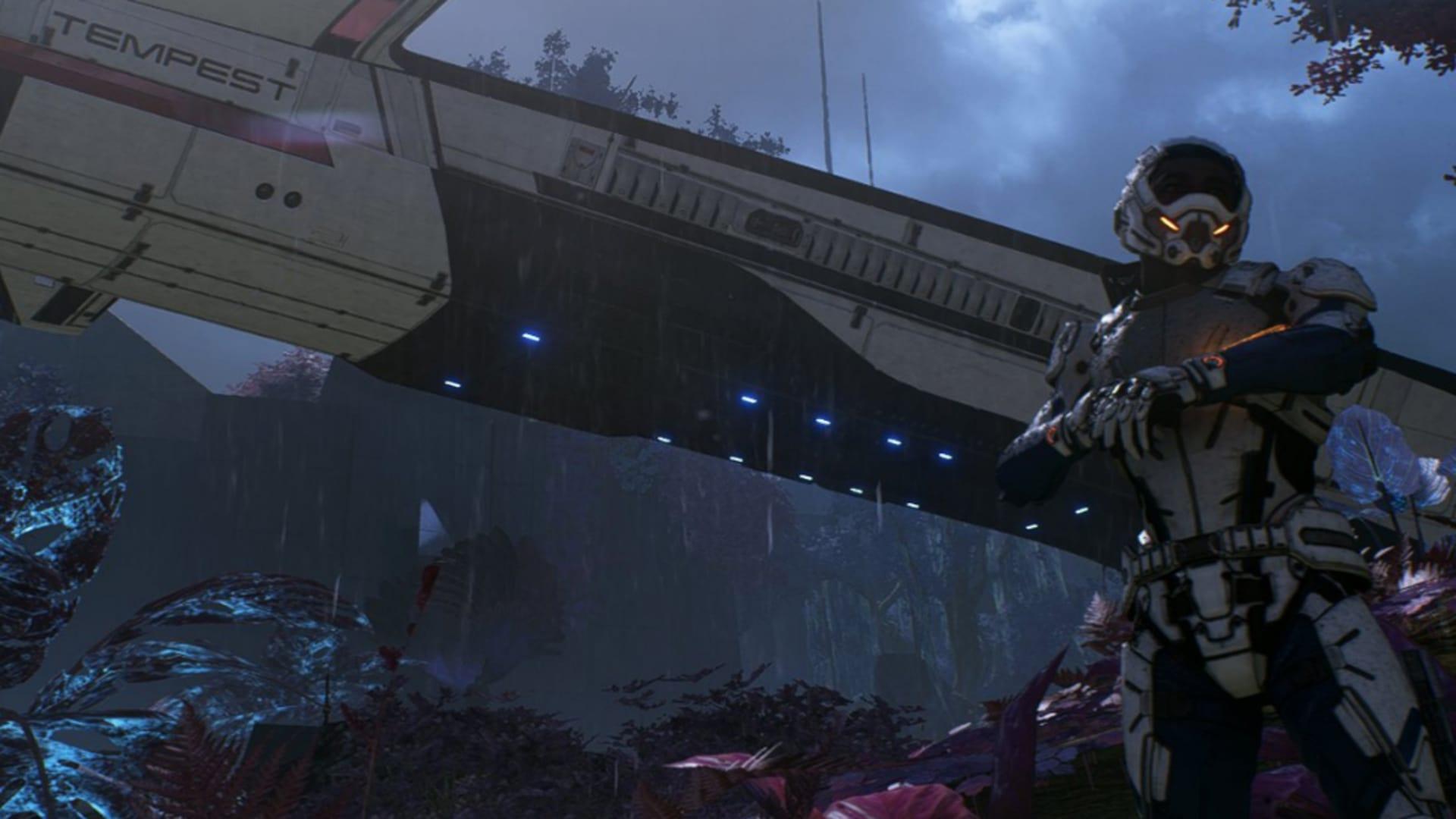 Uttryck dig själv med Mass Effect: Andromedas nya dialogsystem