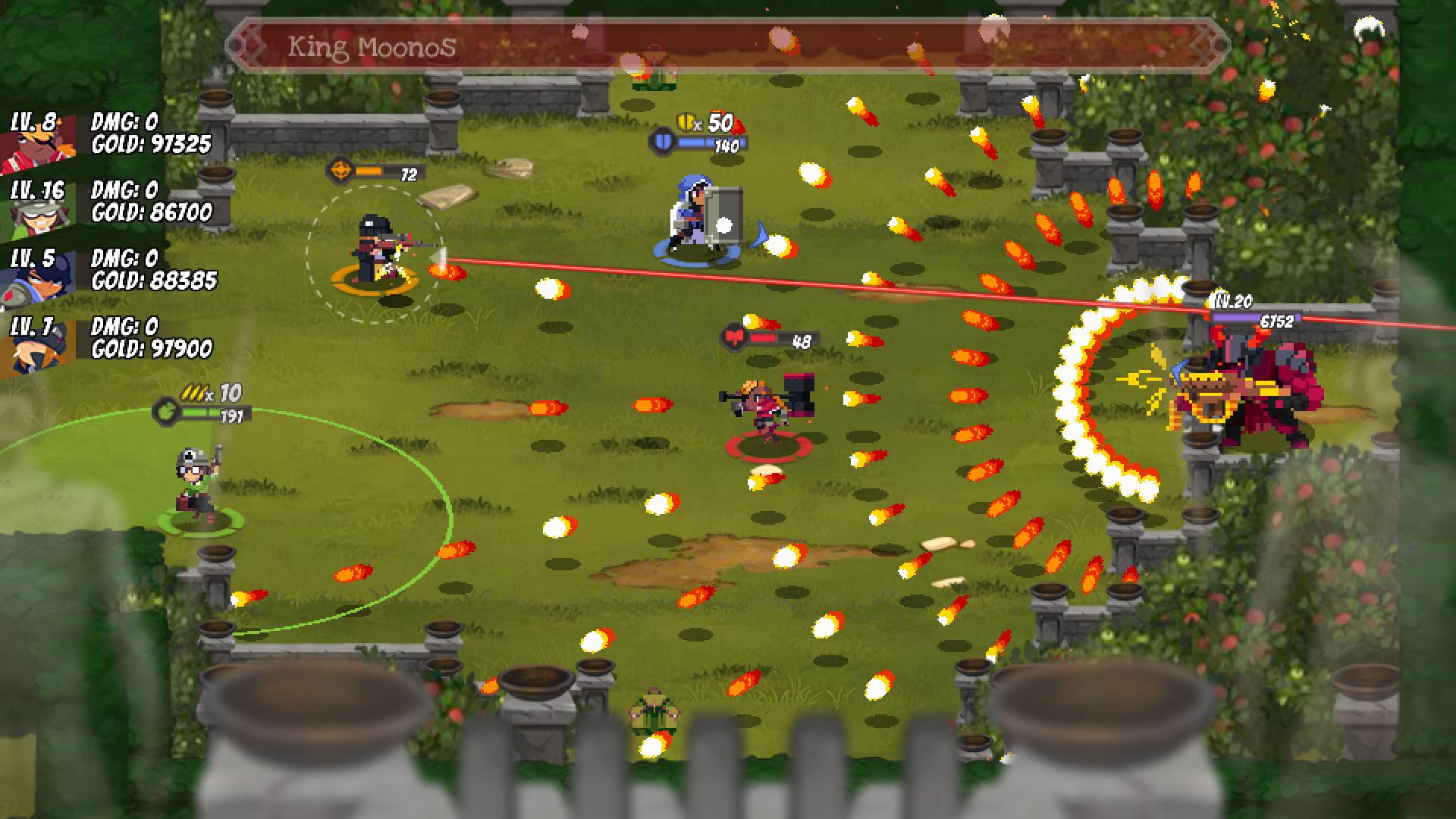 Här är Rogue Legacy-studions nya spel