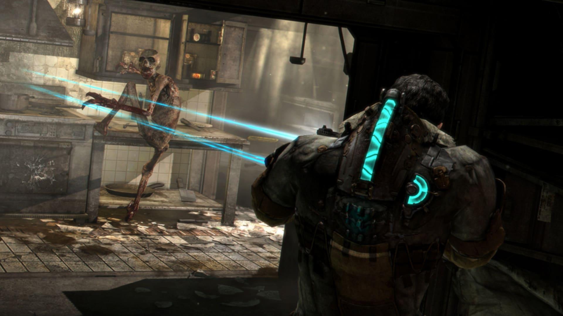 Tänk om … Dead Space 3 hade varit ett skräckspel?