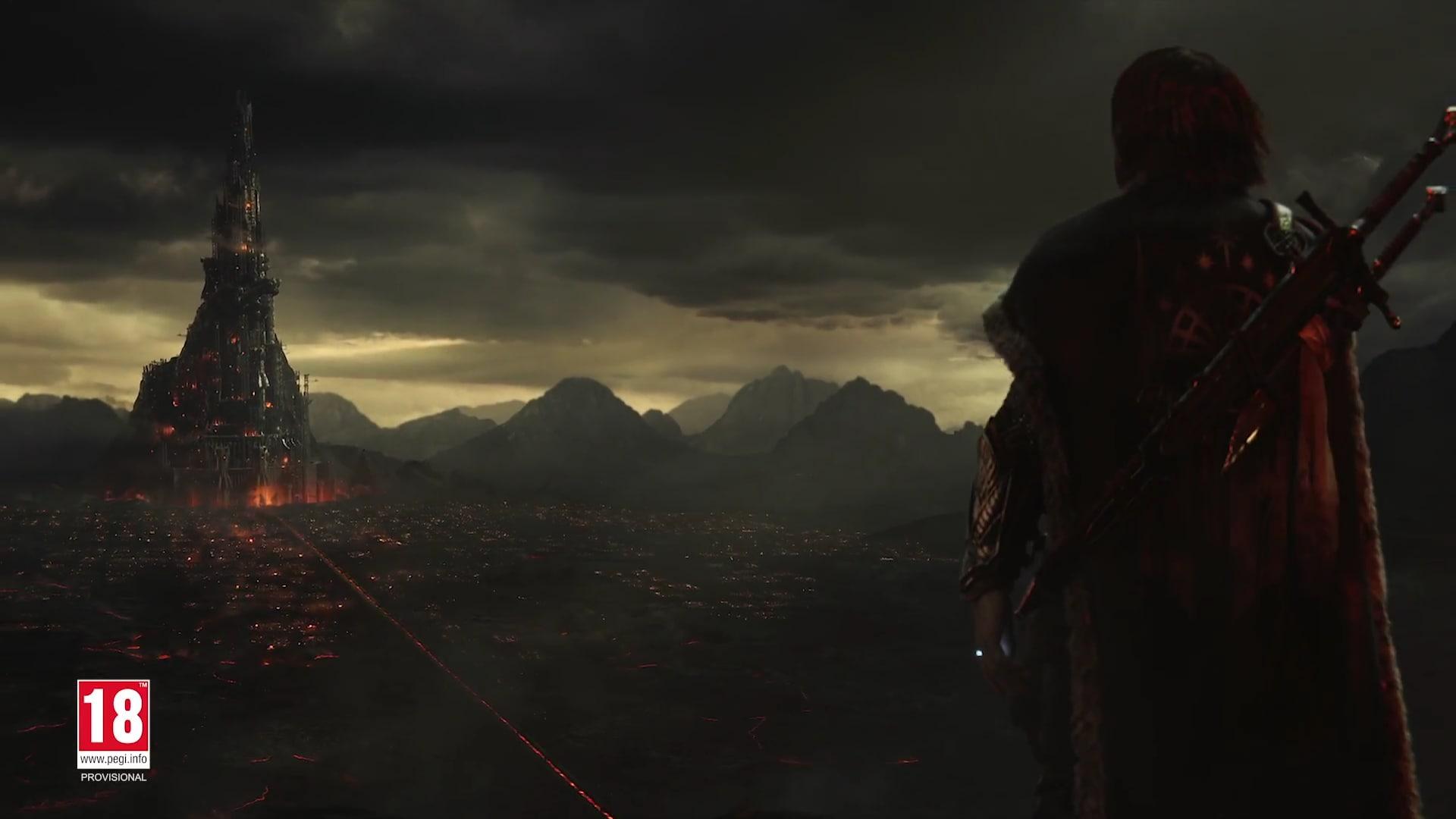 Bekräftat: Middle-Earth: Shadow of War släpps i sommar