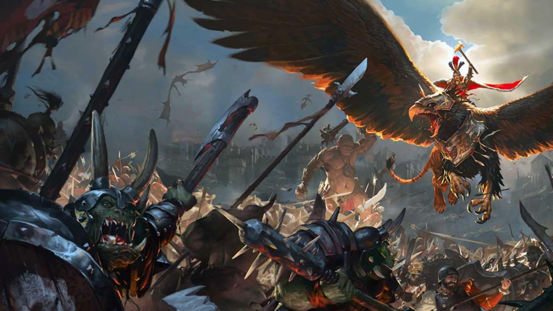 """Creative Assembly jobbar med nytt Warhammer och nästa historiska Total War """"i en ny era"""""""