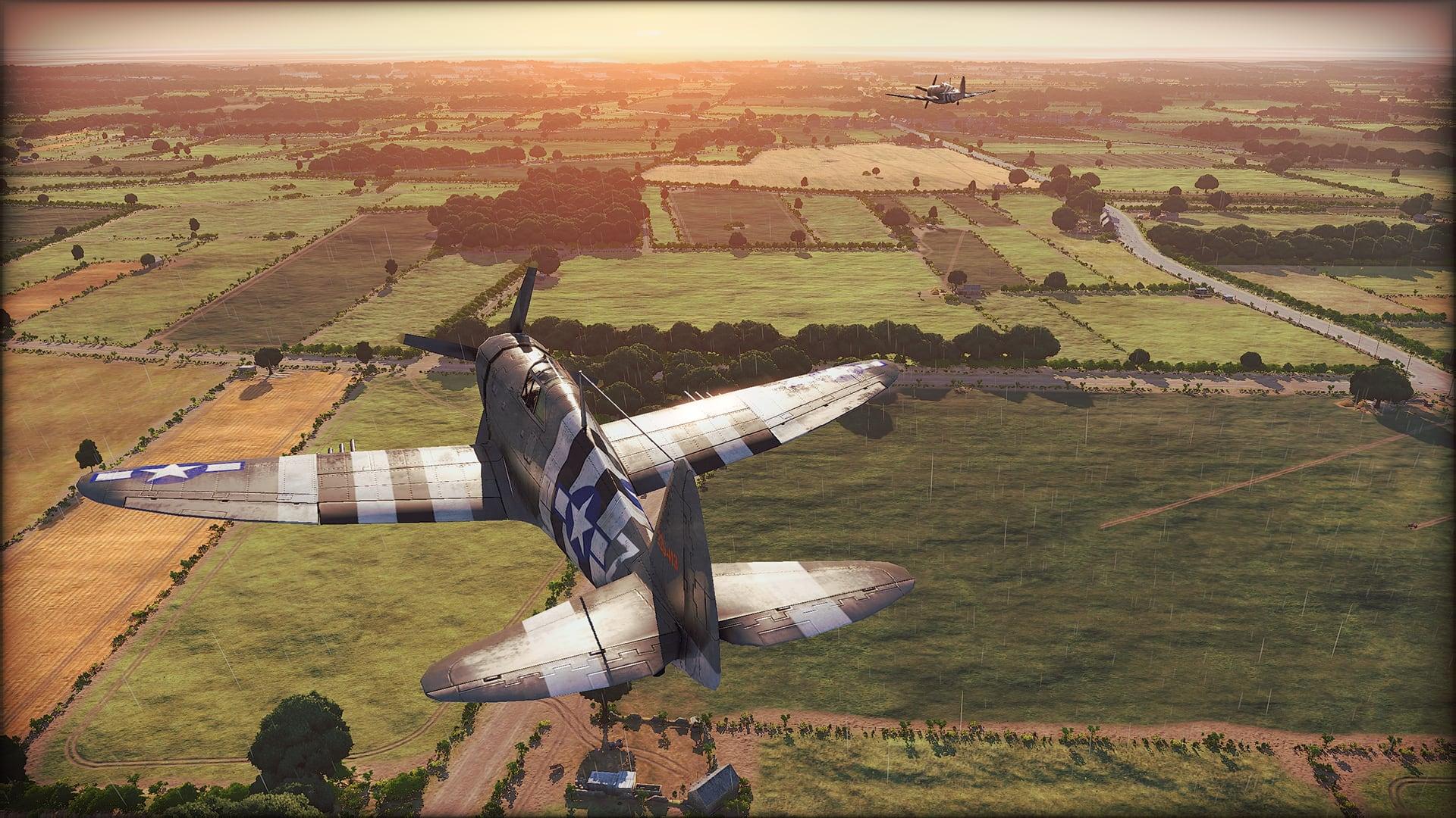Här är 54 minuter Steel Division: Normandy 44