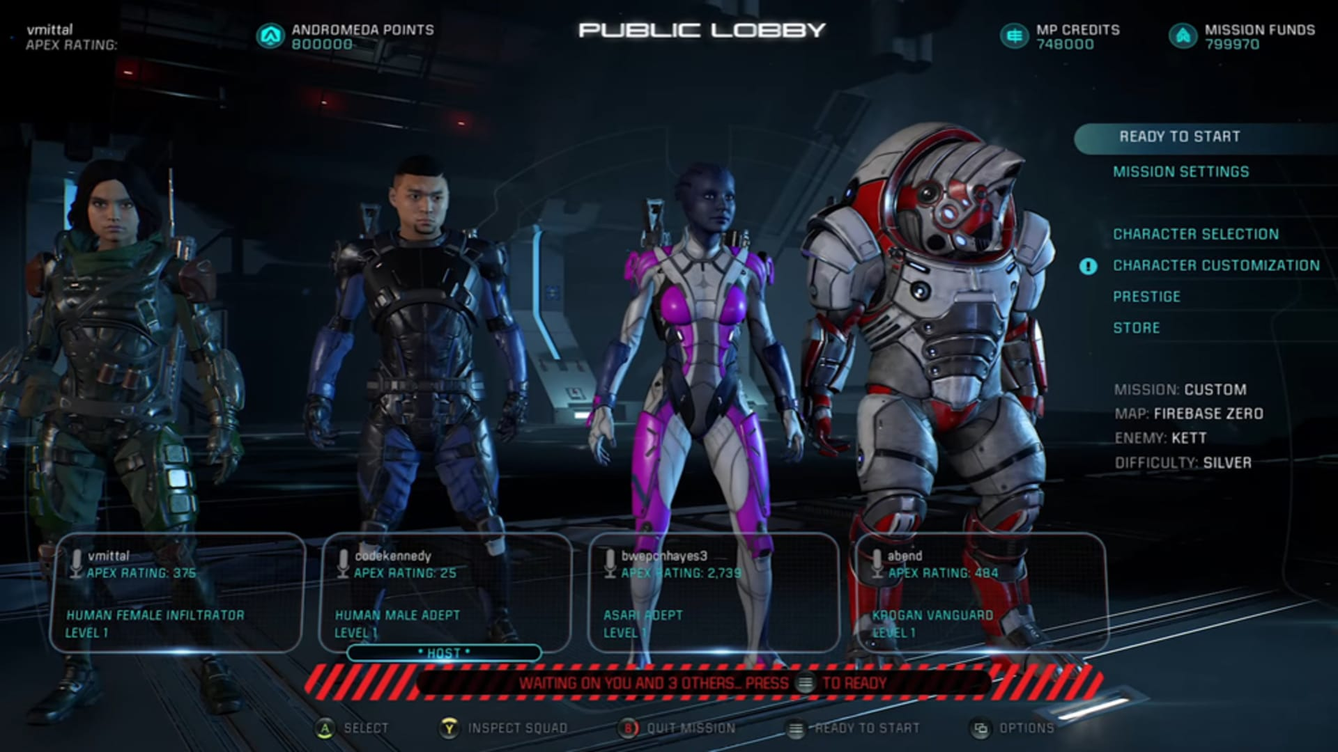 Internet roar sig åt Mass Effect: Andromedas animationer