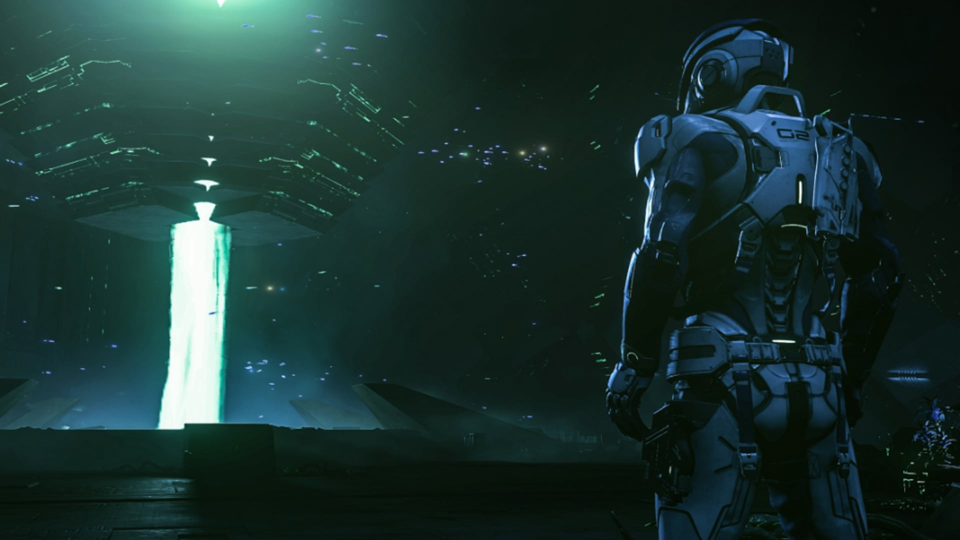Mass Effect: Andromeda skiner i nya 4K-trailern