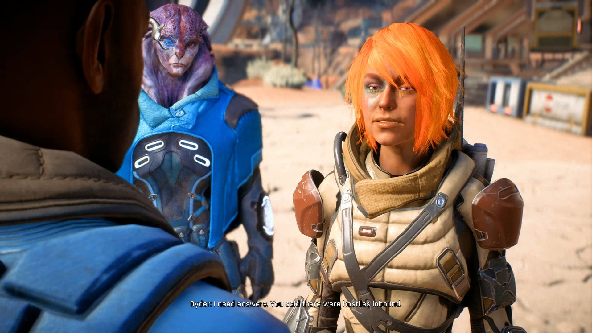Bioware svarar på klagomål mot animationerna i Mass Effect: Andromeda