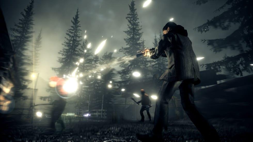 Alan Wake försvinner från Steam på måndag