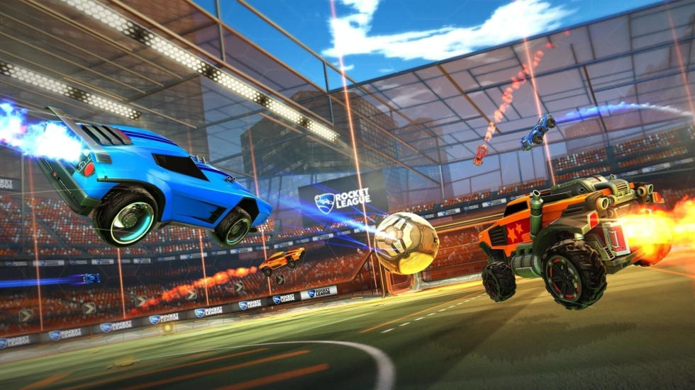 Rocket League går free-to-play nästa vecka