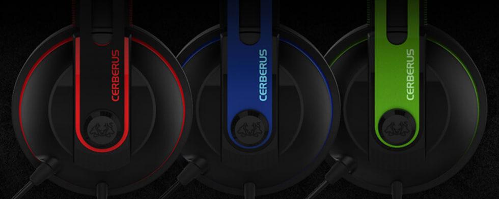 Asus Cerberus V2 Headset