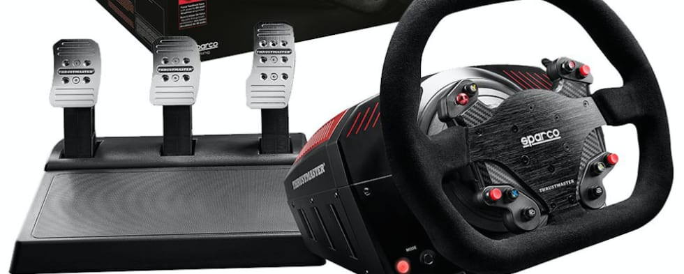 TS-XW Racer Sparco P310 Competition Mod racing wheel