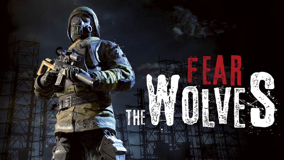 Fear the Wolves är ett nytt battle royale-spel av Stalker-utecklarna!