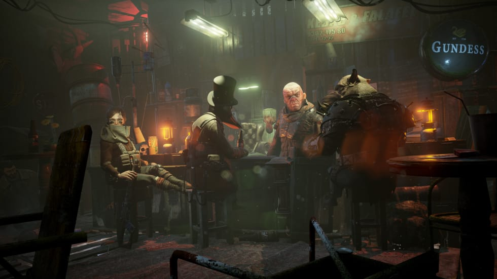 Funcoms nya spel är Mutant Year Zero: Road to Eden