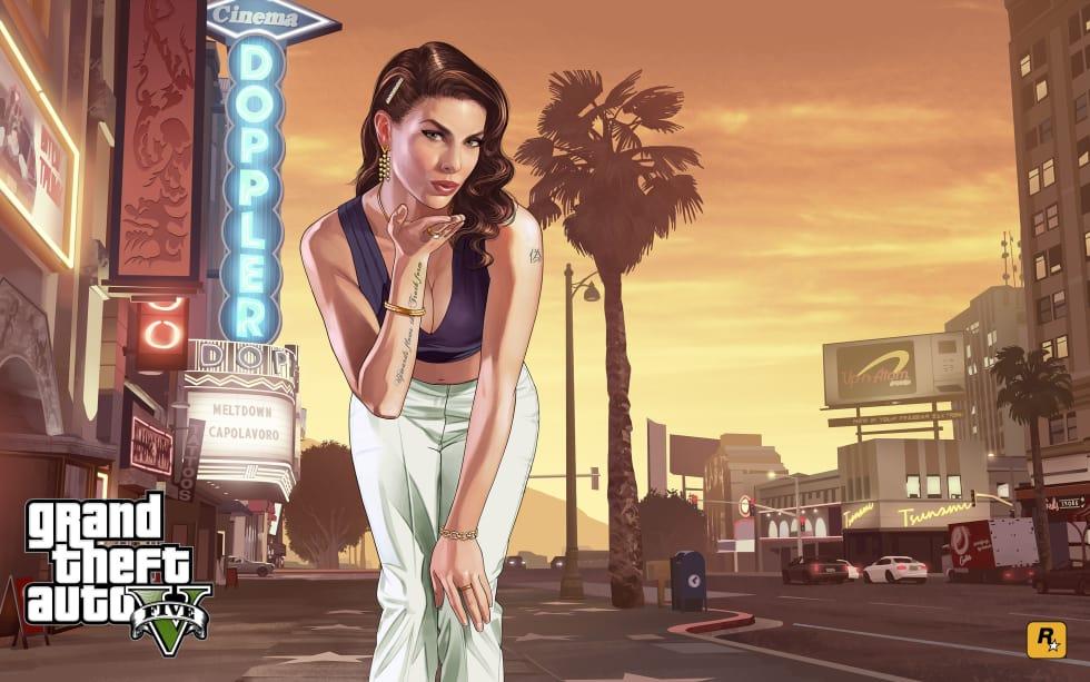 Här är de första ryktena om Grand Theft Auto 6