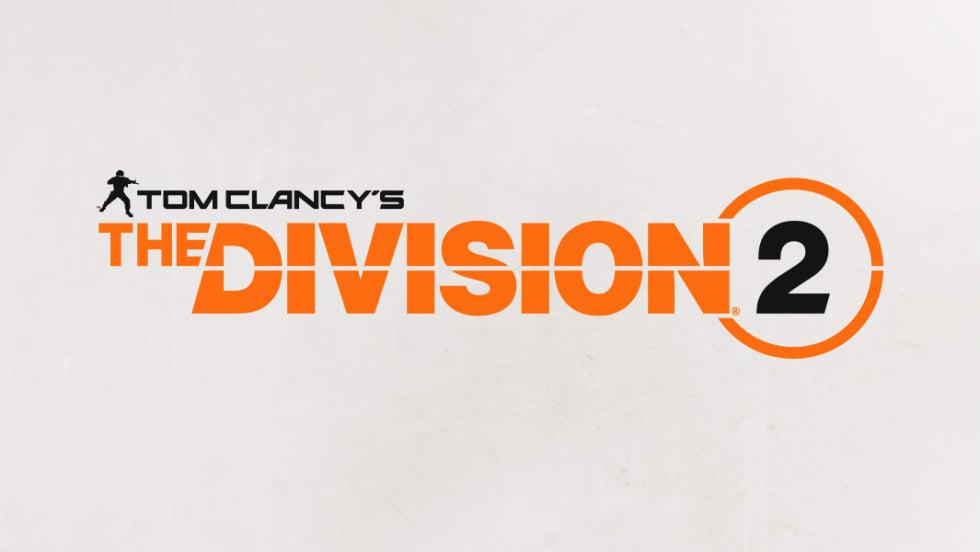 Ubisoft kommer visa upp The Division 2 på E3