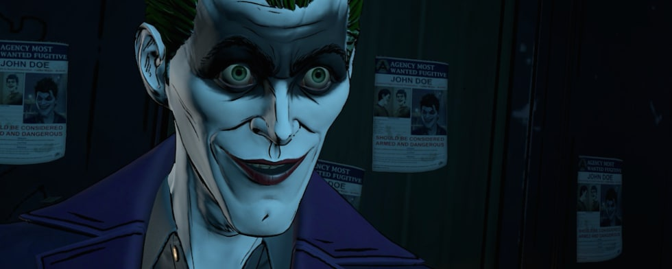Batman: Enemy Within – A Telltale Series: Episod 5