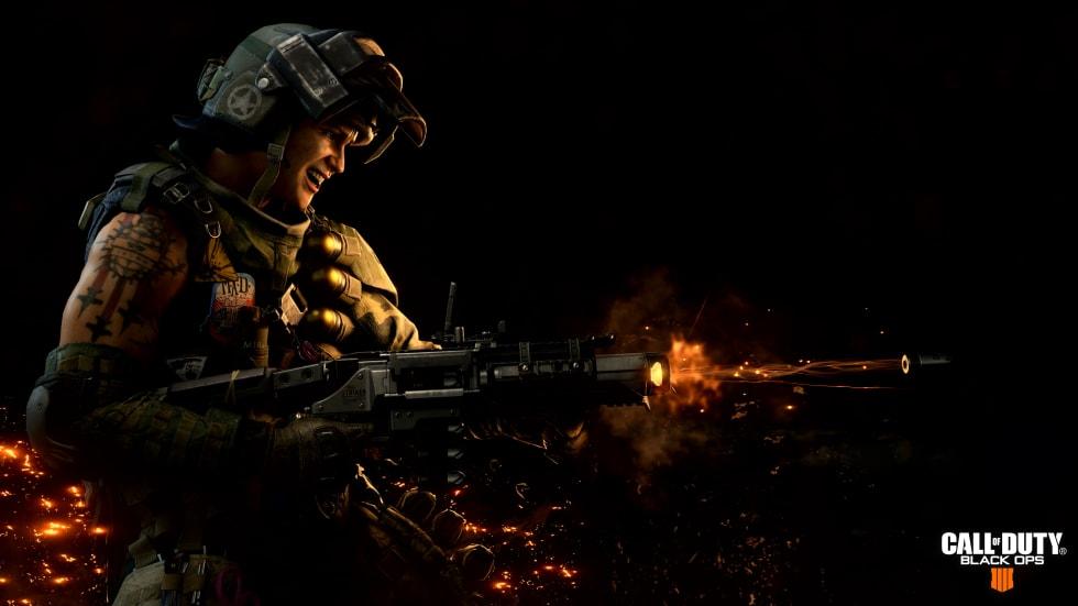 Call of Duty: Black Ops 4 skippar enspelarkampanj, introducerar battle royale