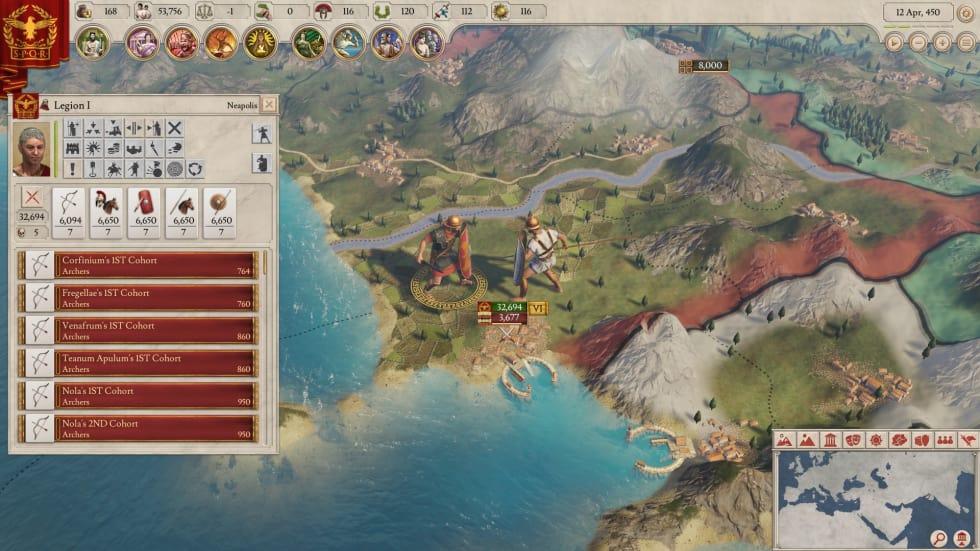Lek Caesar i kommande strategispelet Imperator: Rome