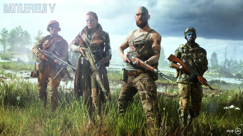 Stoppa pressarna! Battlefield V försenas!