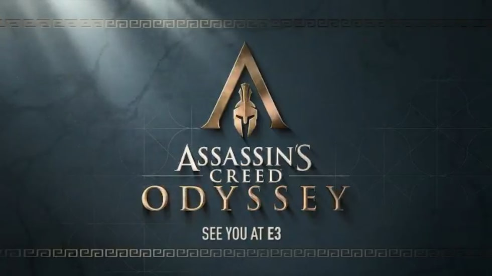 Ubisoft har avslöjat Assassin's Creed Odyssey!