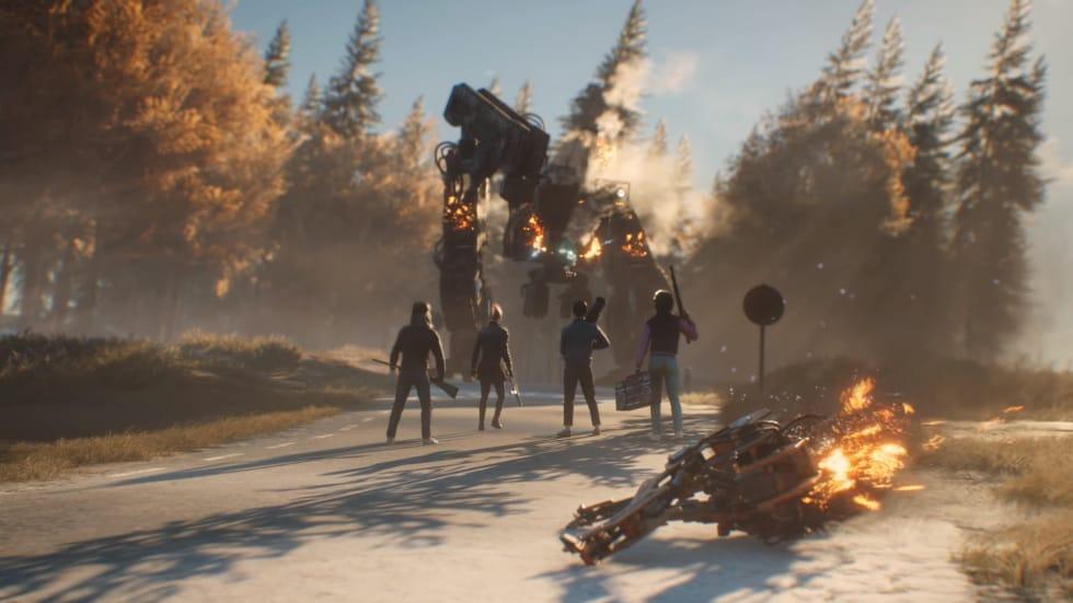 Här är premiärtrailern för nya Avalanche-spelet Generation Zero
