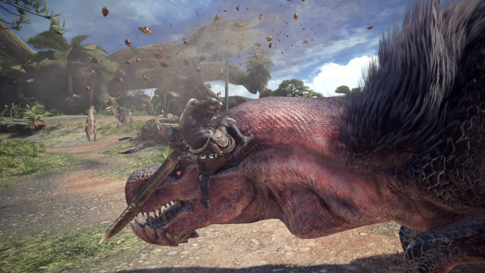 Monster Hunter: World släpps till Steam den 9 augusti!
