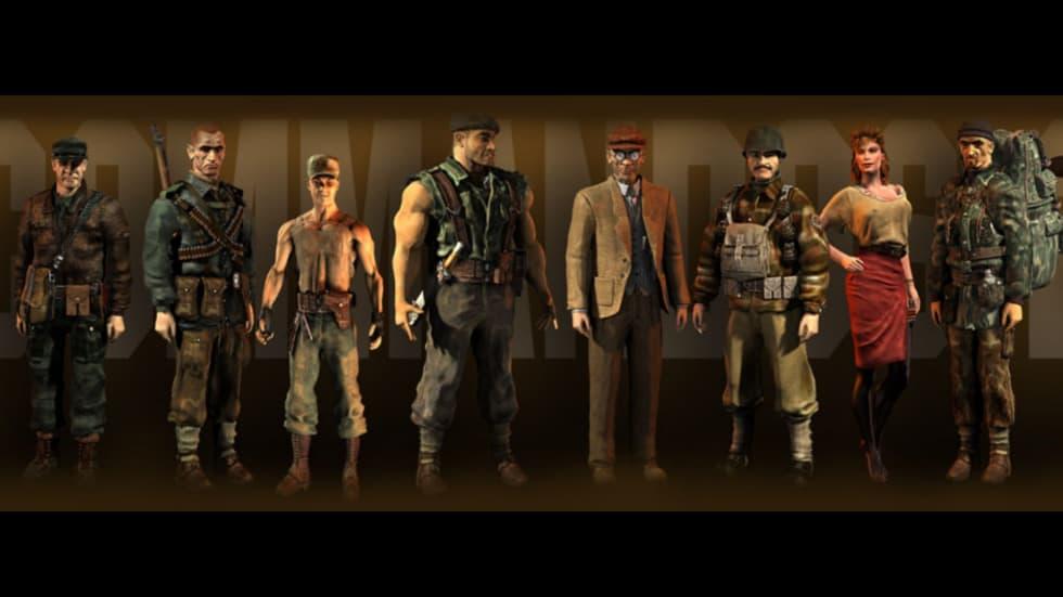 Kalypso har köpt rättigheterna till Commandos, utlovar nya spel!
