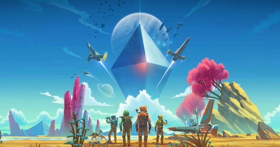 No Man's Sky: Next släpps nästa tisdag!