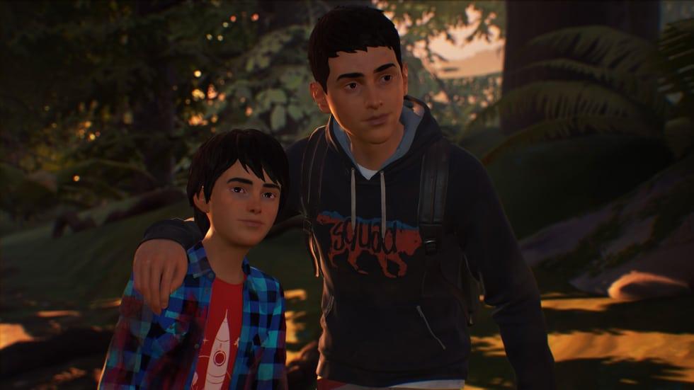 Life is Strange 2 handlar om två bröders flykt till Mexiko