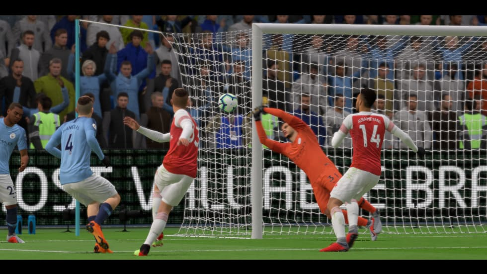 Bild från FIFA 19.