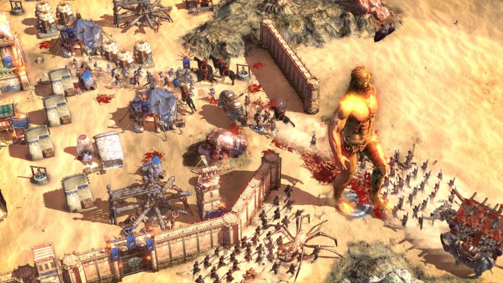 Conan kommer tillbaka, som rts i regi av Command & Conquer-veteraner