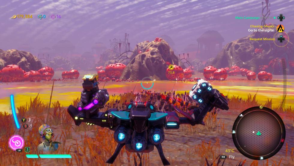 Bild från Starlink: Battle for Atlas.