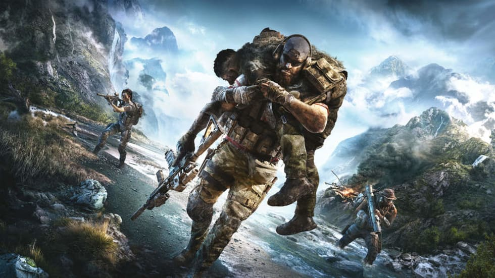 Ghost Recon Breakpoint – På gång