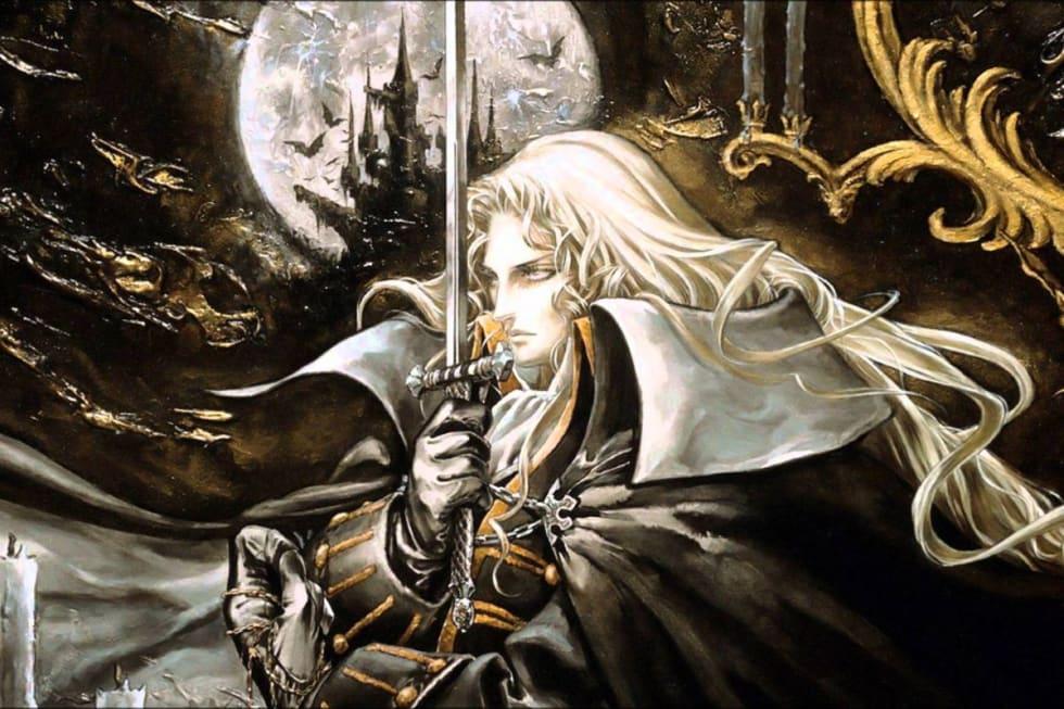 Bild från Castlevania: Symphony of the Night.