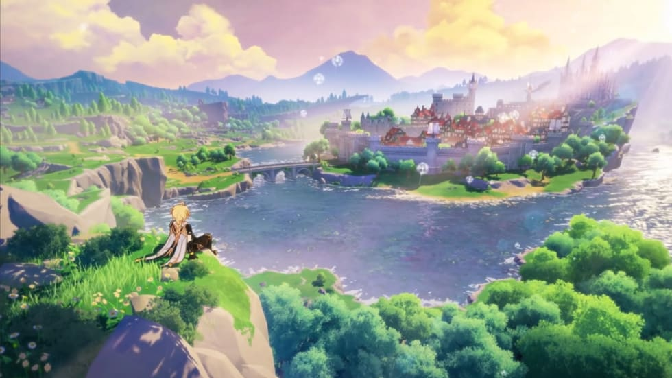 Zelda-doftande Genshin Impact är ute nu, och det är gratis!