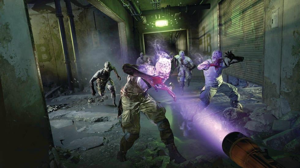 Bild från Dying Light 2.