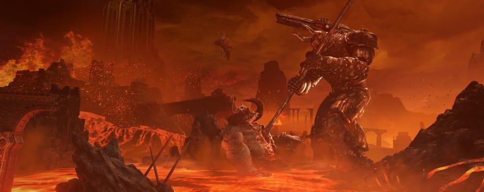 Doom Eternal – mot evigheten och rakt åt helvete